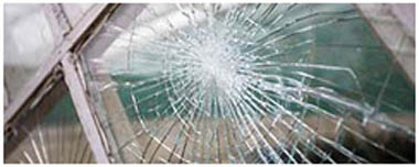 Balham Smashed Glass